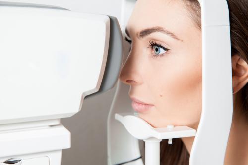 Eye Exam in Los Angeles